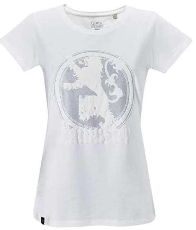 "Gozoo Game of Thrones Damen T-Shirt ""Winds of Winter - House Lannister"" für 9,68€ inkl. Versand (statt 15€)"