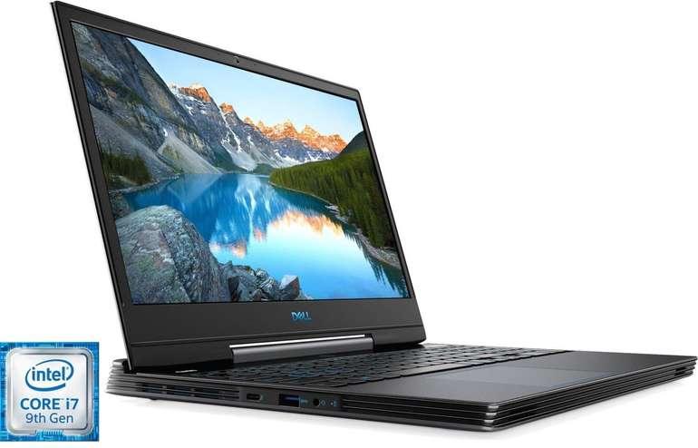Dell G5 15 5590 - 15,6 Zoll Gaming-Notebook mit i7, RTX 2060, 256 GB SSD für für 1.332,13€ (statt 1.620€)