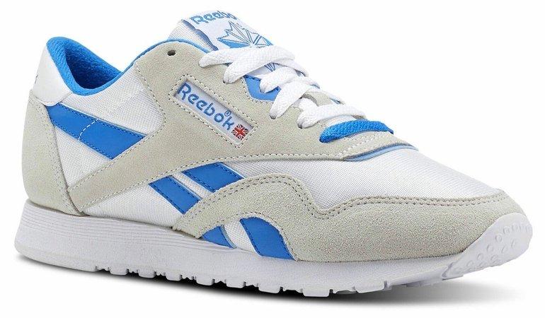 Reebok Classics Classic Leather Nylon Women Trainers in Weiß für 41,97€