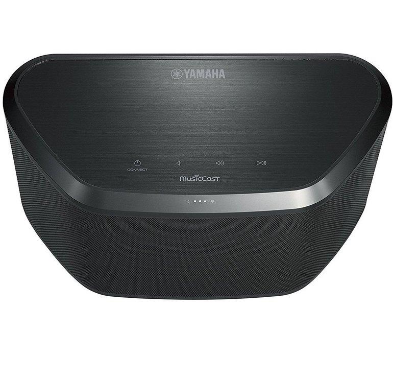 Yamaha WX-030 Netzwerklautsprecher (App, Bluetooth, W-LAN) für 122,99€ (statt 151€)