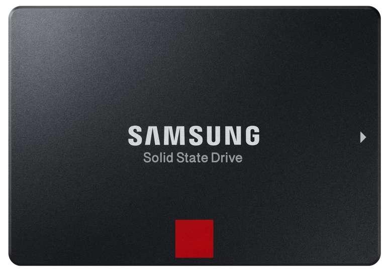 "Samsung MZ-76P512B/EU 860 PRO 512GB SATA 2,5"" Interne SSD für 89,17€ inkl. Versand (statt 105€)"