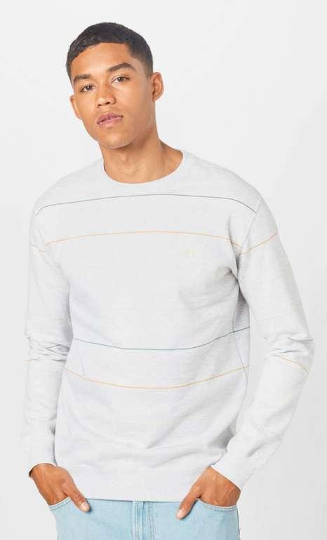 Cleptomanicx Sweatshirt in Streifendesign für 19,96€inkl. Versand (statt 30€)