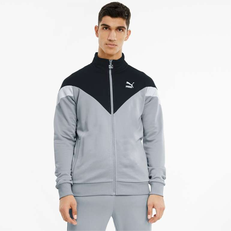 Puma Iconic MCS Herren Trainingsjacke in 2 Farben für je 26,21€ inkl. Versand (statt 38€)