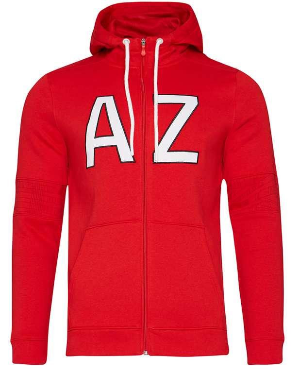 AZ Alkmaar Under Armour Herren Kapuzenjacke für 23,94€ inkl. Versand (statt 45€)