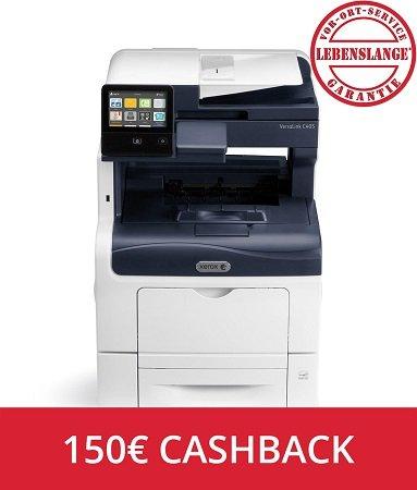 Xerox VersaLink C405N Farblaser-Multifunktionsgerät für eff. 349€ (statt 589€)