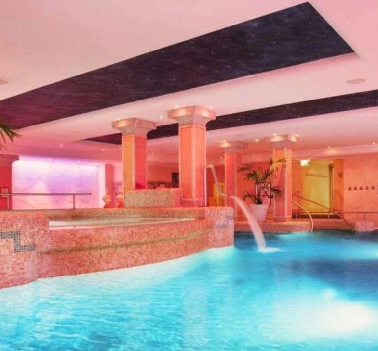2 Übernachtungen in Niederbayern (4* Hotel Schweizer Hof) inkl. Frühstück, Wellness mit Thermen & Sauna ab 138€ p.P.