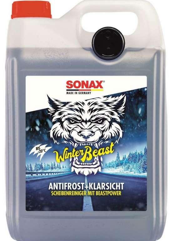 Sonax WinterBeast AntiFrost für 12,79€inkl. Versand (statt 15€)
