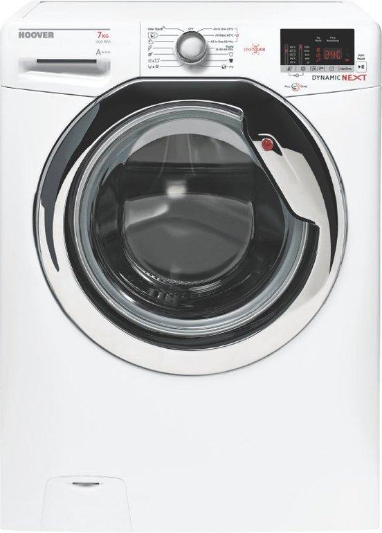 Hoover Dynamic Next DXOC4 37AC3 Waschmaschine für 279€ inkl. Versand
