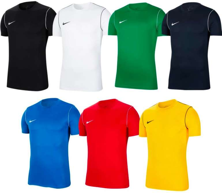 Nike Shirts Dry Park 20 SS Top banner
