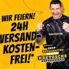 HOT! 24 Stunden kostenloser Versand bei SportSpar - Mega Schnäppchen möglich!