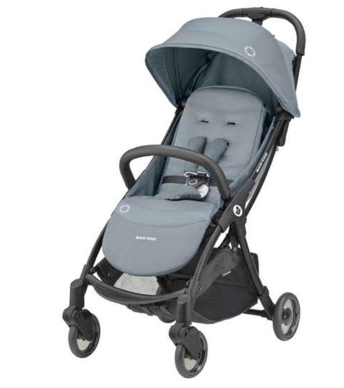 Maxi Cosi Kinderwagen Jaya Essential (super leichter, klappbarer Stadtbuggy, mit automatischer Falt-Funktion) für 223,99€