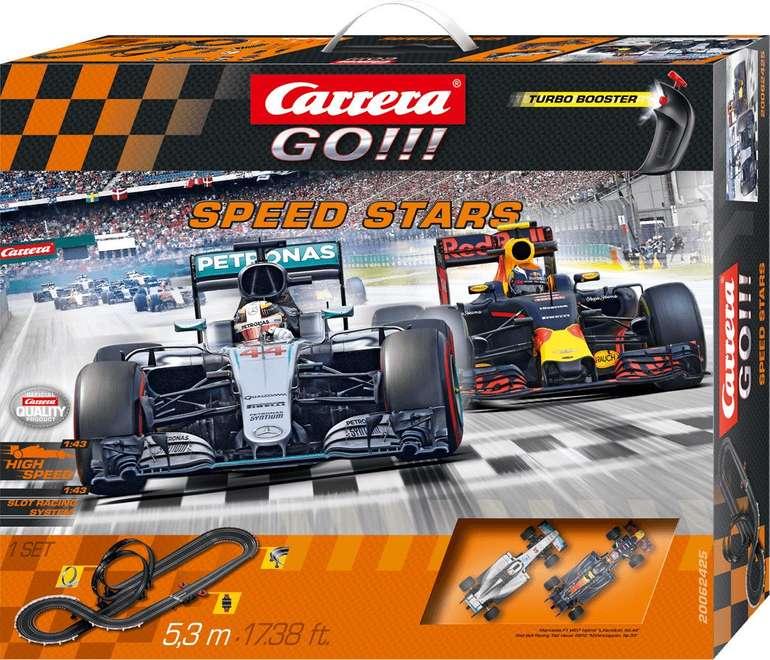 Carrera Go!!! Speed Stars (62425) für 43,81€ inkl. Versand (statt 60€)