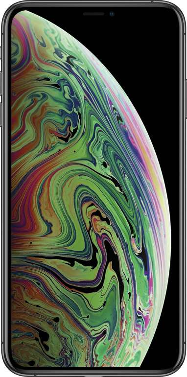 Apple iPhone Xs Max 64GB (4,95€) + o2 Free Unlimited (Allnet + SMS Flat, unbegr. LTE Volumen) für 49,99€ mtl.