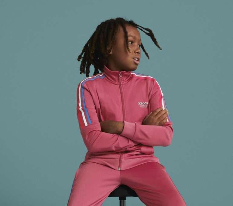 Adidas Adicolor Originals Kids Unisex Jacke in 2 Farben für je 19,60€ inkl. Versand (statt 25€) - Creators Club!