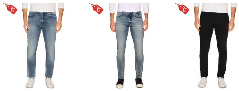 Calvin Klein Herren Jeans 2