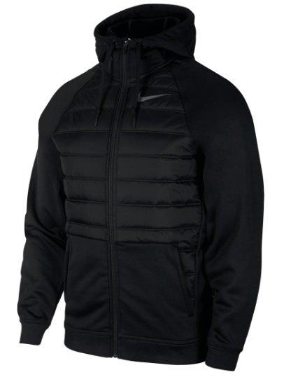 Nike Kapuzenjacke Therma RZD FZ Jacket schwarz/anthrazit für 62,95€ inkl. Versand (statt 90€)