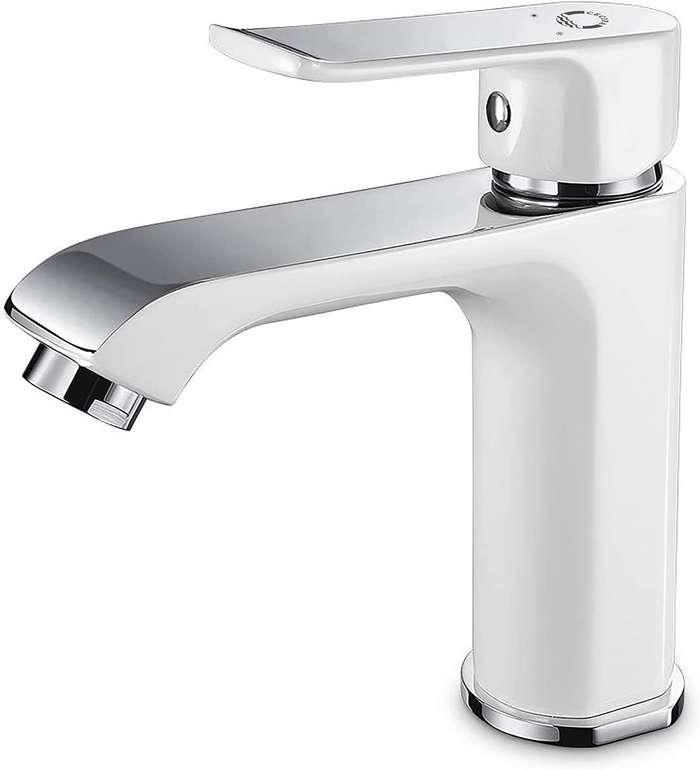 Cecipa Wasserhahn (Nefeli H101W) aus Messing für 34,19€ inkl. Prime Versand (statt 57€)