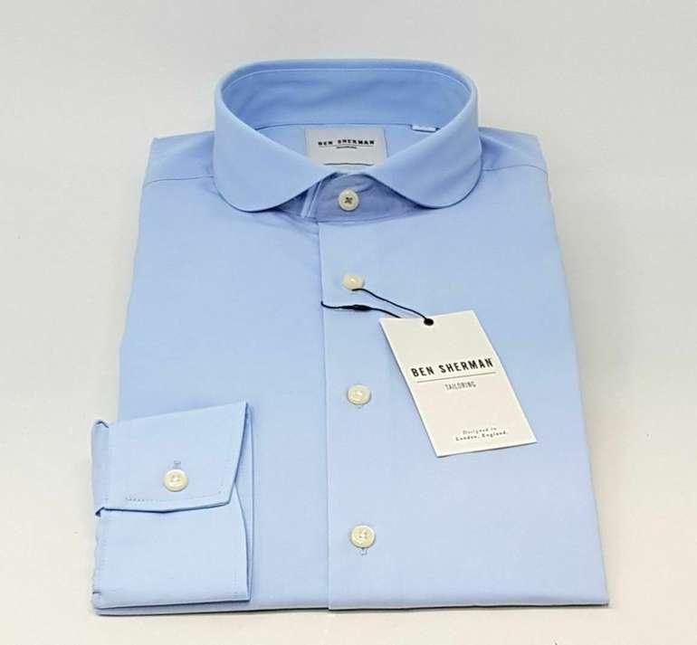 Verschiedene Ben Sherman Business- & Freizeithemden für je 18,95€ inkl. Versand (Restgrößen)