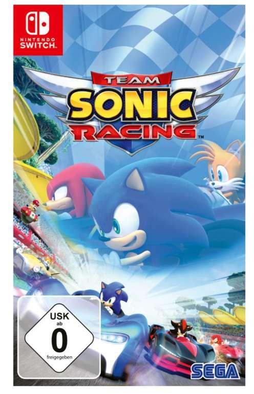 Team Sonic Racing für die Switch (Download Code) für 17,60€ inkl. Versand (statt 27€)