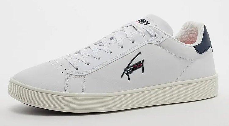 Tommy Jeans Cupsole TJM Leather Sneaker für 56,49€ inkl. Versand (statt 90€)
