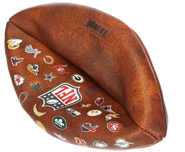 Wilson NFL Off Throwback 32 Team Football für 14,30€ inkl. Prime Versand (statt 25€)