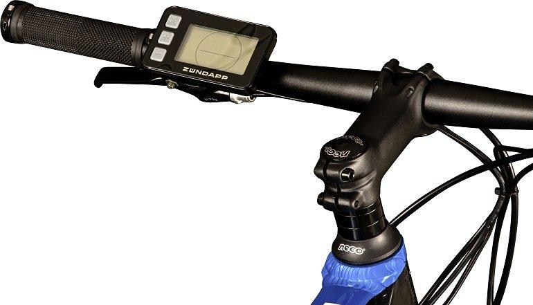 Zündapp Z801 650B E-Bike MTB 27,5 Zoll 7-Gang