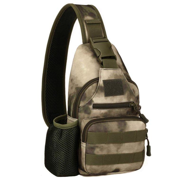 Lixada Brusttasche für Outdoor-Aktivitäten zum Preis von 11,99€ inkl. Versand (statt 20€)