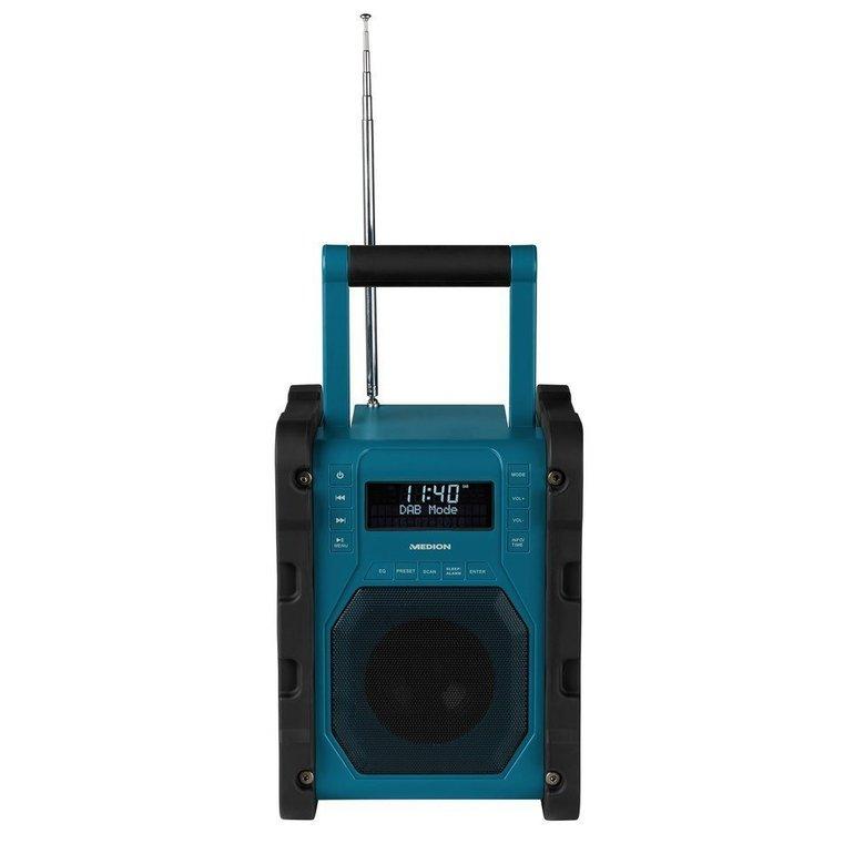 Medion DAB+ Baustellenradio P66098 (MD 43951) für 75,94€ (statt 90€)