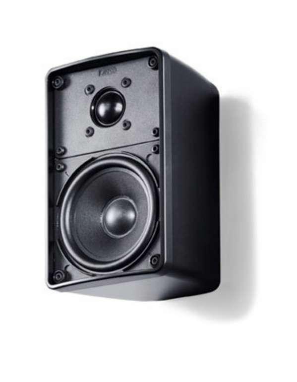 Canton Plus GX.3 Lautsprecher in schwarz (Paar) für 73,27€ inkl. Versand (statt 94€)