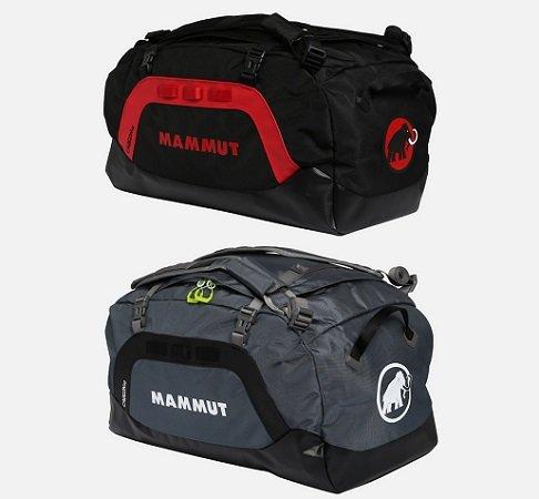 Mammut Cargon 60 Liter Tasche in zwei Farben je nur 49,91€ (statt 80€)