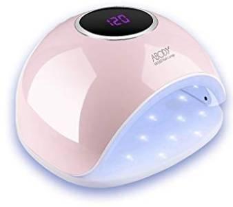 Abody Nageltrockner (UV-Lampe) mit 48W und weißem LED-Licht nur 24,04€