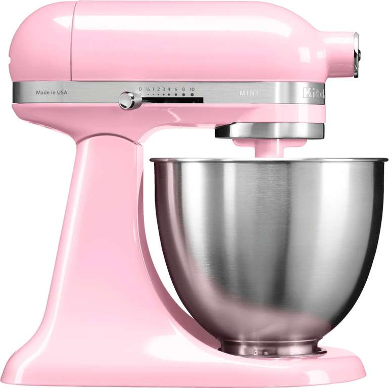 KitchenAid Küchenmaschine Artisan Mini 5KSM3311XE in 4 Farben für je 179,10€ inkl. Versand (Factory Serviced)