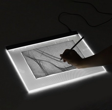 Aibecy A3 LED Light Box Zeichenbrett für 19,83€ inkl. VSK (statt 23,75€)