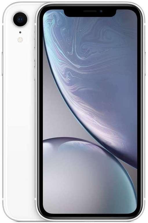 Apple iPhone XR mit 128GB in Weiß für 599€ inkl. Versand (statt 648€)