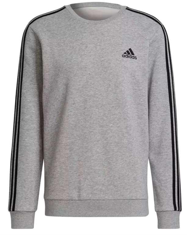 adidas Sweater Essentials Fleece 3S (versch. Farben) für je 32,95€ inkl. Versand (statt 39€)