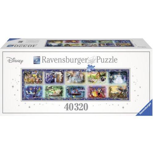 40320-tlg. Ravensburger Puzzle - Unvergessliche Disney Momente für 200,99€