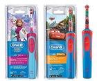 Oral-B Stages Power Kids Elektrische Zahnbürste (Cars oder Eiskönigin) ab 10,95€