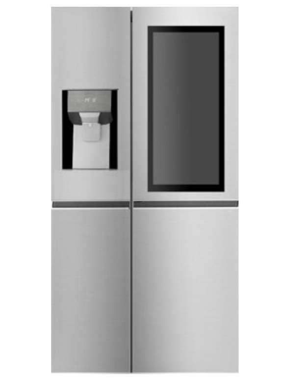 LG GSX 961 NEAZ Side-by-Side Kühlschrank (625 L, No-Frost, Multiairflow, InstaView Door-in-Door, Wassertank) für 1348,90€
