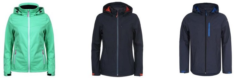 Sport-1A Softshelljacken Sale 2