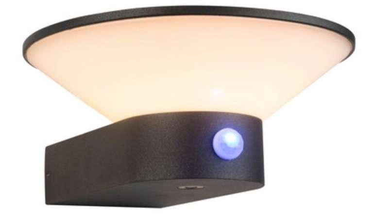 AEG Solar-LED-Außenleuchte Iver + Bewegungsensor für 35,90€ inkl. Versand (statt 74€)
