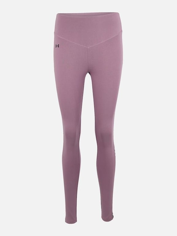 Under Armour Sporthose 'Taped Favorite Legging' in lila für 25,42€ inkl. VSK