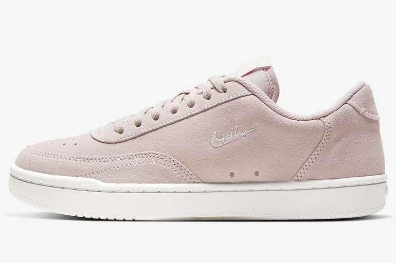 Nike Court Vintage Premium Damen Sneaker für 37,58€ inkl. Versand (statt 54€) - Nike Membership!