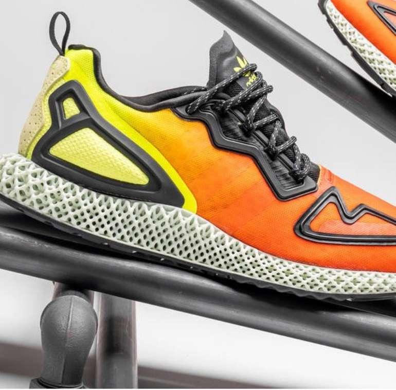 "Adidas Performance ZX 2K 4D ""Solar Yellow"" Sneaker für 68,82€ inkl. Versand (statt 90€)"
