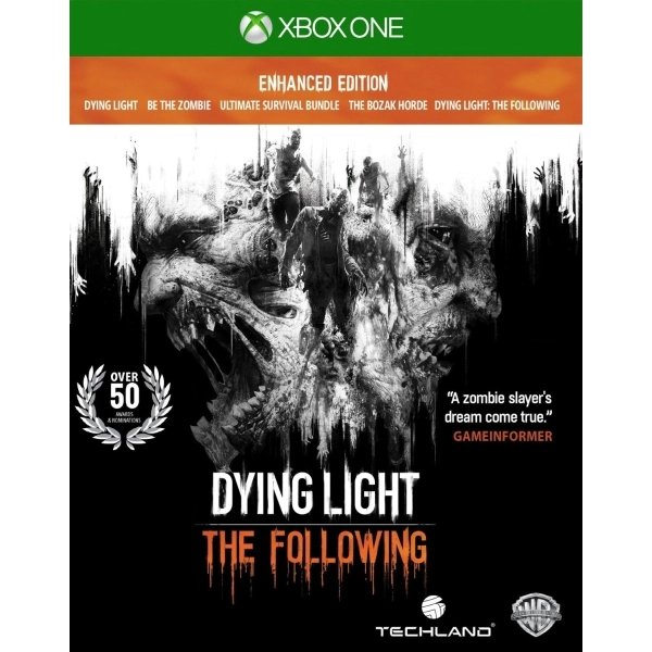 Dying Light: The Following - Enhanced Edition (Xbox One) für 14,18€ inkl. Versand