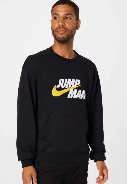 Jordan Jumpman Herren Sweatshirt in Schwarz für 46,32€inkl. Versand (statt 52€)