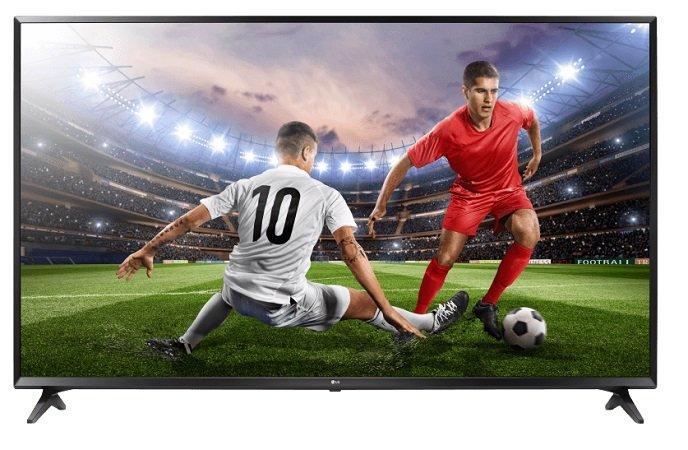 LG 65UK6100PLB  65 Zoll UHD Smart TV mit Triple Tuner für 599€ inkl. Versand