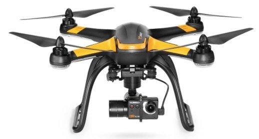 Hubsan H109S X4 PRO Quadrocopter in der High Edition für 490,19€ inkl. Versand