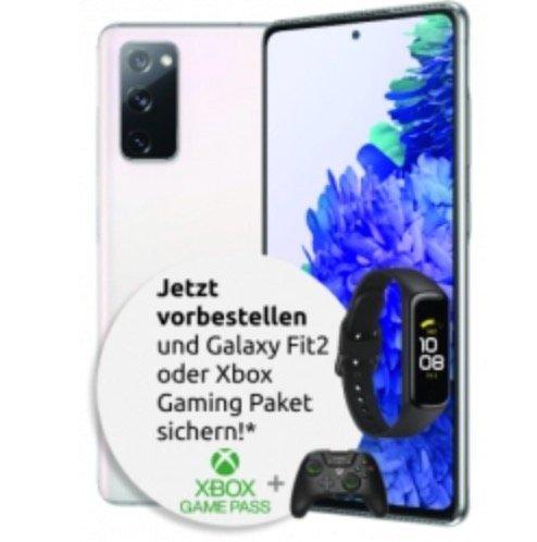 Samsung Galaxy S20 FE (4,99€) + Otelo Allnet-Flat Max (Vodafone-Netz) mit 20GB LTE für 29,99€ mtl.
