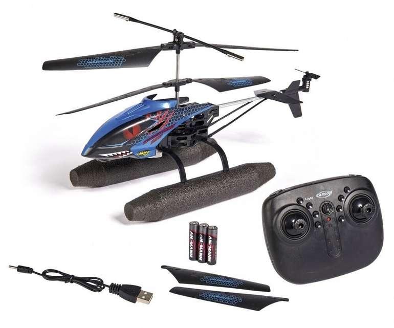 Carson Easy Tyrann 290 Waterbeast - outdoor Helikopter für 29,99€ inkl. Versand (statt 41€)