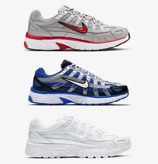 "Nike P-6000 Herren Sneaker in 3-""Colourways"" für je nur 53,88€ inkl. VSK (statt 76€)"